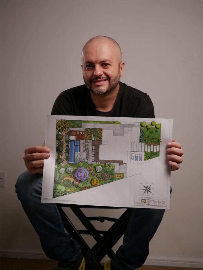 marcelo marttins ensina em seu curso ilustração arquitetônica 2.0